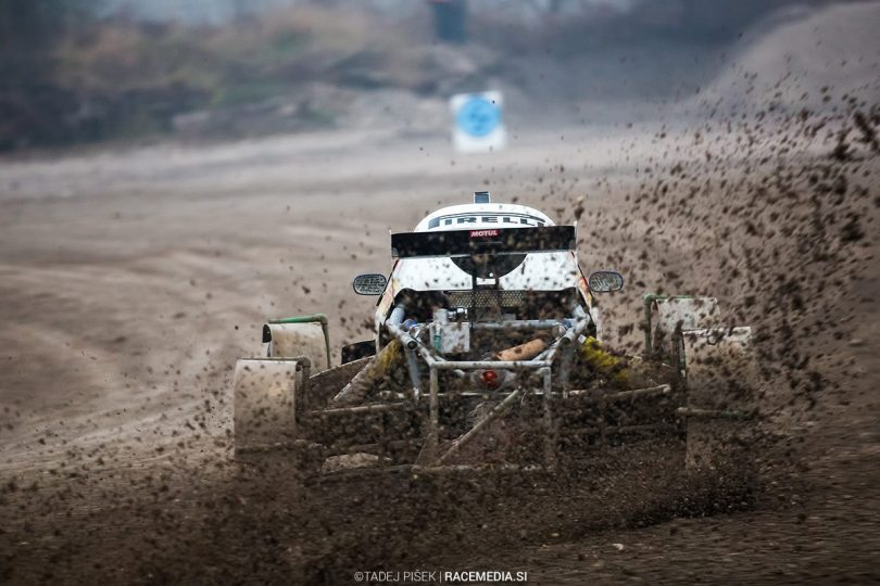 Rally Show Santa Domenica - buggy